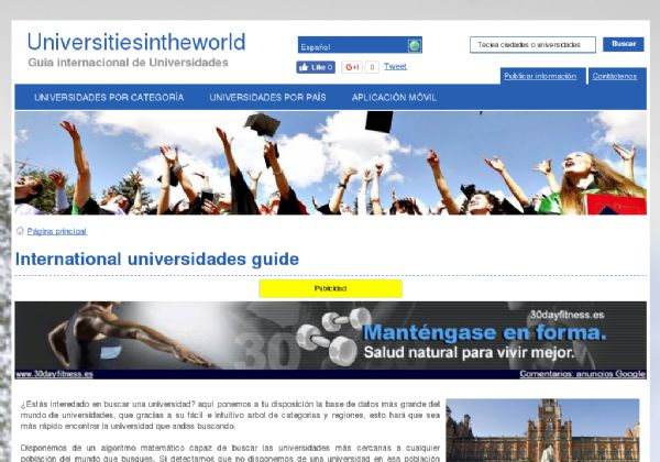 universitiesintheworld.com